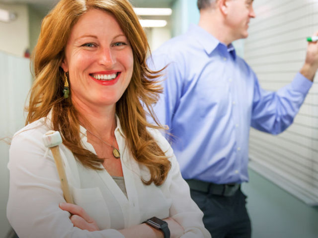 Press Release Heather Marter Promoted to VP of Recruiting